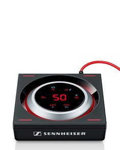 Designed primarily for gaming, the GSX 1000 audio amplifier features a Sennheiser Binaural Rendering Engine. The groundbreaking 7.1 Virtual Surround Algorithm was developed with the needs of professio