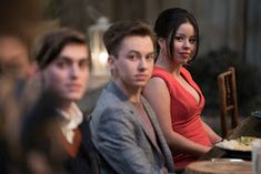 """Meet the Fosters"" - Jude and Mariana Adam Foster, Foster Family, Best Tv Shows, Favorite Tv Shows, The Fosters Jude, I Fall In Love, Falling In Love, Hayden Byerly, Cierra Ramirez"