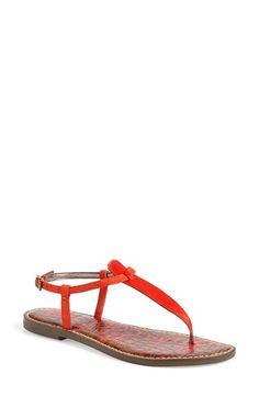 7a49ac2baae5 Free shipping and returns on Sam Edelman  Gigi  Calf Hair Sandal (Women)