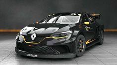 Renault Mégane RX Supercar desarrollado por Prodrive es un muy bruto
