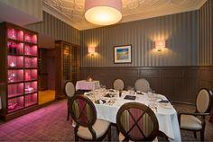 Boutique Hotel | Isle of Eriska interior design   by Ward Robinson | Scottish Highlands | Restaurant