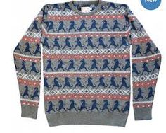 Image result for natural history museum christmas jumper