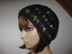 Mütze, Beanie Boshi Style, Häkelmütze, Merino von IDS-Style auf DaWanda.com