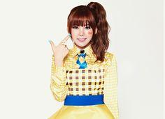 Orange Caramel - Lipstick official photoshoot