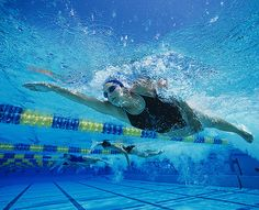 10 Reasons to Start Swimming Now!: Yes, the treadmill is fun, and so are those dumbbells, but they only offer a portion of what a swim workout does.