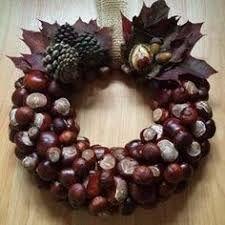 Výsledek obrázku pro chestnut wreath