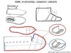 Круговой сарафан. Крой и пошив — Славянская культура