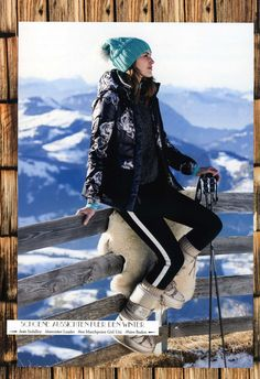 sportalm ski fashion