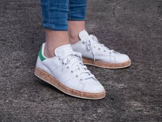 Adidas Originals Stan Smith Luxe W 'White Green' post image