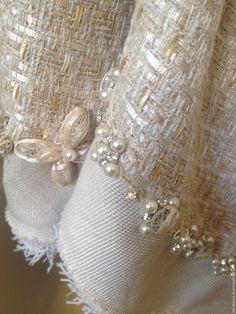 Купить Жакет  Вдохновение от Chanel - жакет, эксклюзив, мода, жакет женский, пошив на заказ