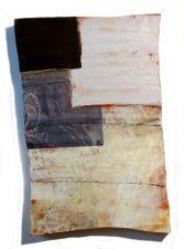 Jeffrey Hirst Watertables encaustic on panel