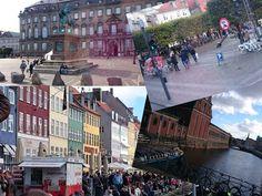 Mit hundeliv med Vaks.: Turist i København / Tourist in Copenhagen.