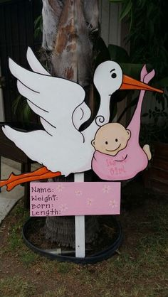 41 new Ideas for baby shower nena ideas mice Baby Stork, Stork Baby Showers, Baby Shower Niño, Baby Shower Backdrop, Baby Shawer, Baby Shower Games, Baby Shower Parties, Baby Boy Shower, Baby Shower Printables