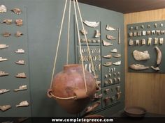 Diros Neolithic Museum - Diros - #Greece Greece Vacation, Greece Travel, Prehistory, Terracotta, Museum, Ceramics, Travel Guide, Pots, Greek