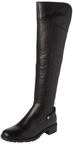 Shape 55, Bottes Femme, Noir (Black/Black), 40 EUEcco