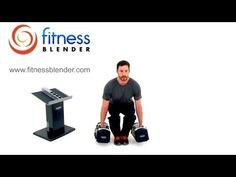 Quick Lower Body Workout for Strength - Dumbbell Leg Workout at Home
