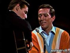 Andy Williams and Antonio Carlos Jobim - The Girl From Ipanema (Year 1964) Two of my favorites growing up...