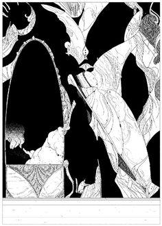 Various Black & White Work on Behance