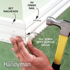 how to install venetian plaster and/or a chair rail