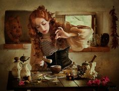 From Wicca Teachigs - potion making chant Manipulation Photography, Photo Manipulation, Darkness Girl, Celtic, Hedge Witch, Dream Photography, Witch Spell, Pagan Witch, The Worst Witch