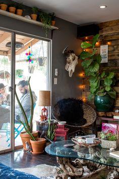 Rustic & Cozy California Cabin Vibes in Los Angeles