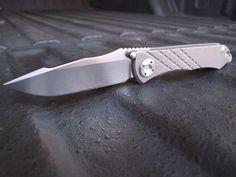 Chris Reeve Umnumzaan Tactical Folding Knife