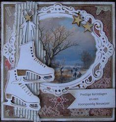 Cobie's kaarten: Kerstkaart