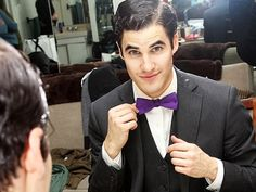 Darren Criss Takes His Final Bow in How to Succeed in Business Without Really Trying. #darrencriss