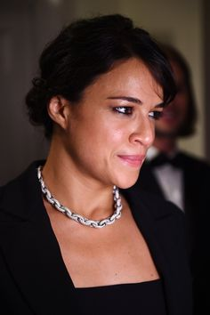 Pin for Later: The Very Best Style Moments From Last Year's Cannes Red Carpet Michelle Rodriguez