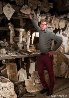 Pol Standaert -  Handmade in Brugge (Foto: Alain Meessen)
