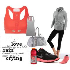 just do it, created by mary-batty-jarrett on Polyvore