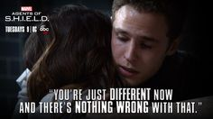 "S2 Ep11 ""Aftershocks"" - All the feels! #AgentsofSHIELD. This part almost made me cry! Oh Fitz!"