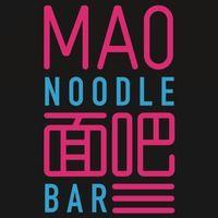 MAO. Noodle bar.