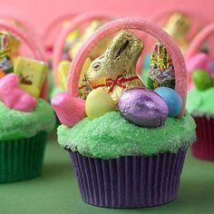 Cupcake coniglietti della Lindt