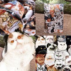 "Do ya'll know @graveskullthepersian? He's on a silk scarf with 77 other cats.  We're running a Graveskull promotion. Use coupon code ""graveskull"" to get $10 off the #Catmina silk scarf on which @graveskullthepersian is on with 77 other cats.  To use the coupon go to  http://ift.tt/1h3HZ0O  Or use our bio link.  #scarf #fashion #catscarf #exoticshorthair #cat #cute #instacat #flatface  #cats #catsagram  #animallovers #kitten #meow #pet #mreggs #catlover #petsagram #catstagram…"