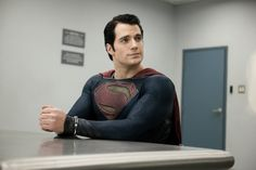 Kal El about to break the handcuffs
