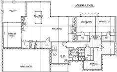 Ranch Home Plan with Optional Lower Level - 14315RK | Architectural Designs - House Plans
