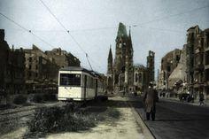 berlin Strassenbahn 1945