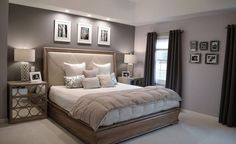 60+ Modern Paint Color Ideas For Your Comfortable Bedrooms