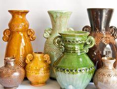 Latvian Folk Pottery