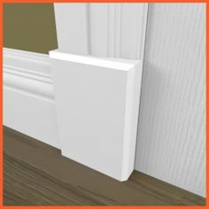 MDF Skirting Boards | Fully Finished | Roux