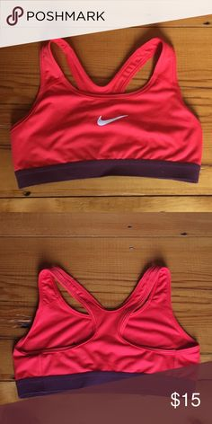 NIKE women's sports bra!!!!! NO TRADES❌ Nike Intimates & Sleepwear Bras