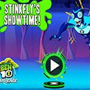 Ben 10 Challenge: Stinkfly's Showtime