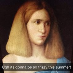 Snap for Art History Funny History, History Major, History Memes, Art History, Medieval Memes, Classical Art Memes, Funny Art, Rock Style, Old Pictures