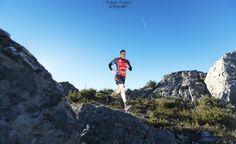 Alvaro Garcia. Trail La Peña del Tren. (León) Foto: Rubén Fueyo