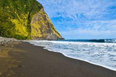 Kaupoa Beach, Molokai, Hawaii