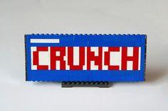 LEGO Nestle Crunch bar