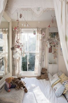 Sweet sleeping nook