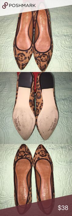 Ann Marino 9M Flats Excellent Condition; Previously Worn; Please review pictures Ann Marino Shoes Flats & Loafers