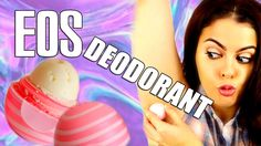 Easy and simple using coconut oil, baking soda, and corn… Deodorant Containers, Lip Balm Containers, How To Make Lipstick, How To Apply Mascara, Homemade Deodorant, Natural Deodorant, Eos Lip Balm, Lip Balms, Diy Beauty